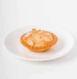 Almond Pineapple Tart