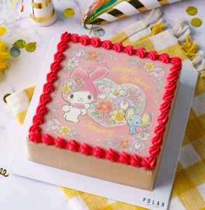 My Melody (Birth Month Series) - Jan (MYMB_01)