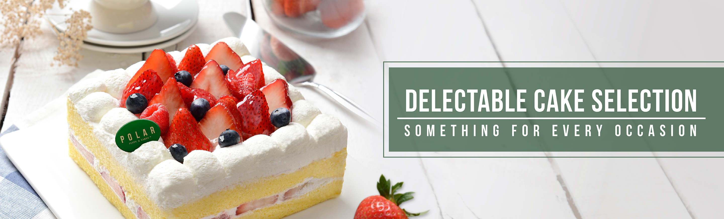 Delectable Cakes